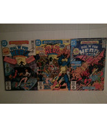 DIAL H FOR HERO #484, 485 & 486 SIGNED BY GEORGE PEREZ - FREE SHIPPING! - $23.38