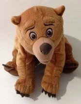 "Disney Brother Bear Kenai Plush Toy 13"" Stuffed Animal Made By Hasbro 2003 - $24.74"