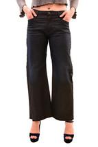 Diesel Women's Slim Fit Palazzo Jeans Blue Size W26 L32 RRP £178 BCF710 - $163.35