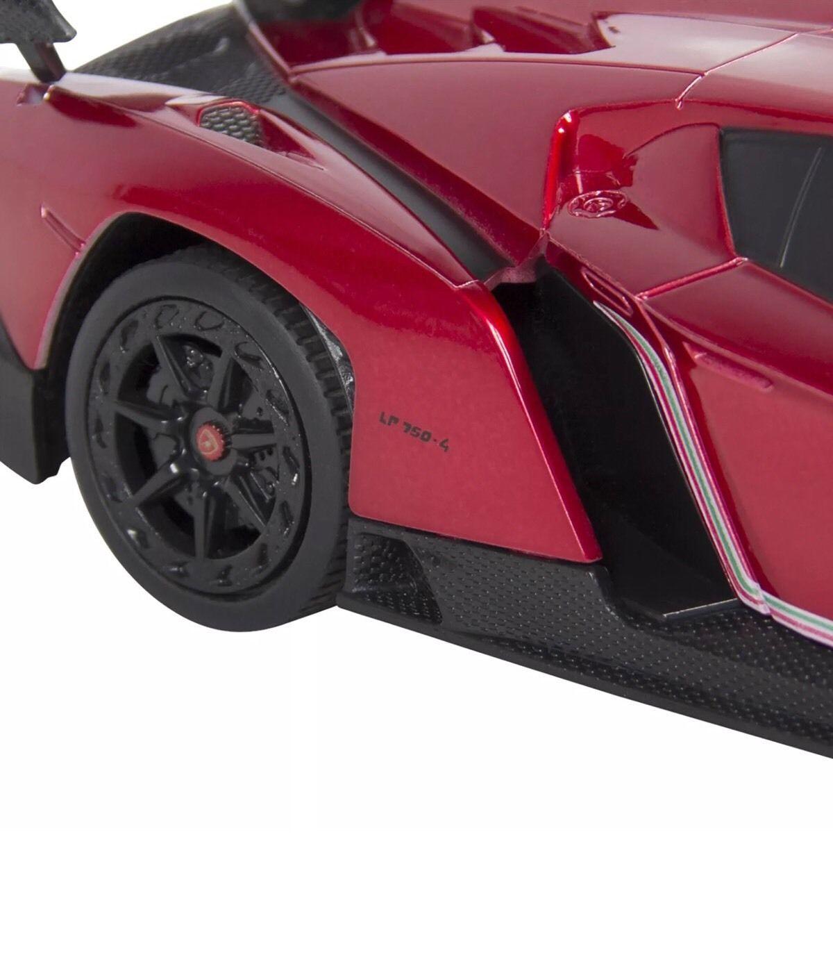 Lamborghini Veneno Sports Cars: 1/24 Officially Licensed RC Lamborghini Veneno Sport