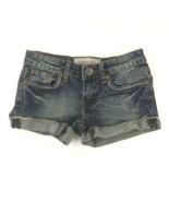 Vigoss Girls Blue Jean Shorts 8 - $14.84