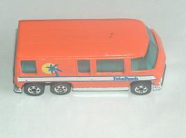 1976 Mattel Hot Wheels Orange GMC Motor Home Palm Beach Good Shape C7 65% - $28.71