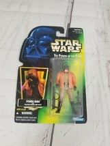 1996 Kenner Star Wars The Power of the Force Ponda Baba Collection 3 Fi... - $9.49