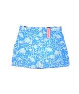 Vineyard Vines Blue Samantha Skort Skirt Fish Animal Print Girl's sz 3T NEW - $26.07