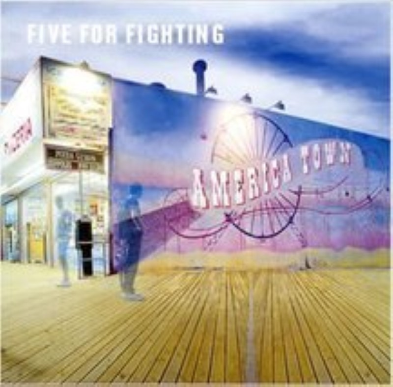 America Town by Five for Fighting Cd