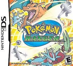 Pokemon Ranger (Nintendo DS, 2006) - $13.85