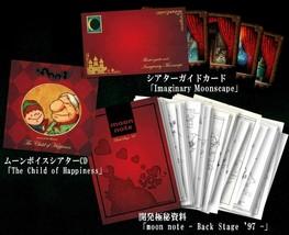 Nintendo Switch Moon PREMIUM EDITION Software + CD + Art Works + Cards J... - $102.85