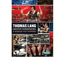 Thomas Lang: Creative Coordination Book/CD [Sheet music] - $27.45