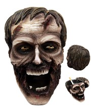 Atlantic Collectibles Rotting Zombie Walking Undead Cigarette Ashtray Fi... - $36.83