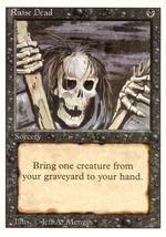 Magic: The Gathering 3rd Edition - Raise Dead - $0.25