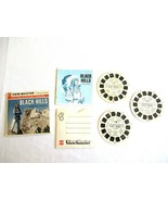 Vintage GAF View-Master Reel Packet A-486 Black Hills of South Dakota 21 Picture - $7.99