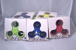 Wholesale Lot 5X Tri-Spinner Fidget Toy EDC Han... - $14.99