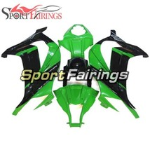 Complete Green Black Body Frames For Kawasaki 2011 2012 2013 2014 2015 Z... - $304.45