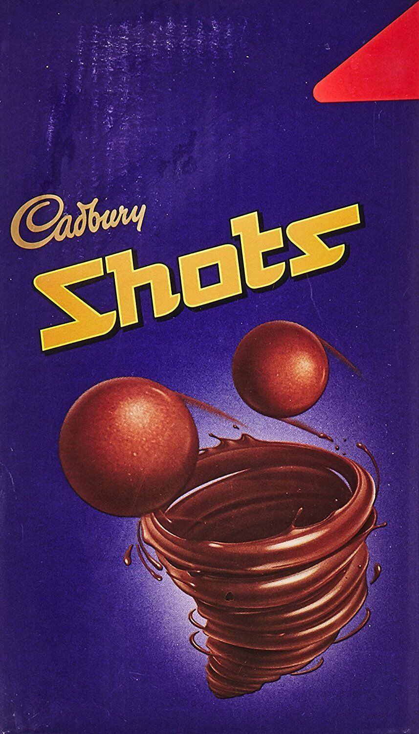 Cadbury Dairy Milk Shots, 56 Pieces ORIGINAL PRODUCT FREE SHIPPING