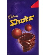Cadbury Dairy Milk Shots, 56 Pieces ORIGINAL PRODUCT FREE SHIPPING - $14.84