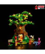 LED Light Kit for Winnie the Pooh - Compatible with Lego 21326 Set - $26.99+