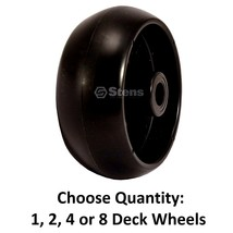 Mower Deck Gage Wheel Fits John Deere LA105 LA115 LA120 LA125 LA130 LA135 LA140 - $8.10+