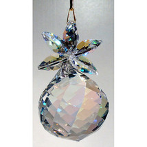 Clear Crystal Pineapple Ornament image 6