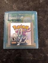 Pokemon Crystal Version Nintendo Game Boy Color  - $34.64