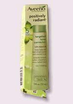 Aveeno Positively Radiant Targeted Tone Corrector (Fade Dark Spots) 1.1 ... - $34.64