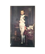 National Gallery of Art - Napoleon in his Study by Jacques-Louis David 1374 - $28.04