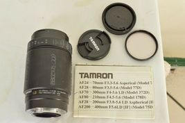 Tamron LD 70-300mm f/4.0-5.6 LD AF camera lens for Sony image 7