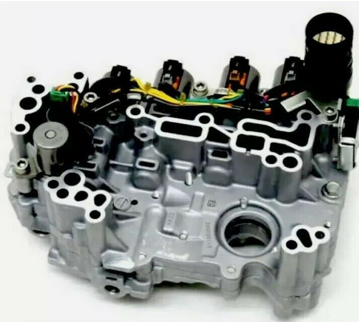 JF015E Transmission Valve Body With Solenoids Nissan Juke 2012 up