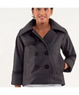 NWT lululemon coco soft shell jacket size 4 bla... - $100.00