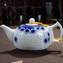 TANGPIN Drinkware Coffee Kung Fu Tea Set Ceramic Tea Pot - $40.95