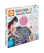 ALEX Art Sidewalk Mandala Sweet Stuff, Multicolor - $31.94