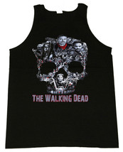 The Walking Dead Walker Skull Negan,Rick,Michonne,Daryl,Zombies Men's Ta... - $20.78+