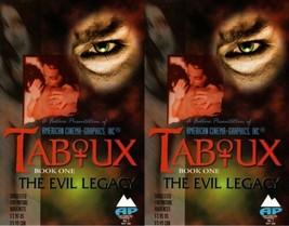 Taboux #1 (1996) Antarctic Press Comics - 2 Comics - $3.49