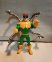"Vintage Original 1995 Toy Biz Marvel Dr. Octopus 3.75"" Action Figure-Spi... - $7.91"
