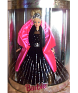 HAPPY HOLIDAYS BARBIE 1998 - $22.00