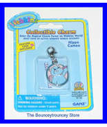 NEW WEBKINZ HIPPO CAMEO COLLECTIBLE CHARM SEALED - $8.99