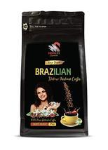 Instant Coffee 7 Oz - Freeze Dried Brazilian Deluxe Instant Coffee - Light Coffe - $9.85