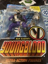 McFarlane Toys Spawn Youngblood Dutch Ultra Action Figure 1995 vintage r... - $13.61