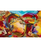 Tree of Love Painting by Dalia Kantor - $1,185.00+