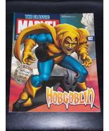 The Classic Marvel Figurine Collection Magazine... - $15.99