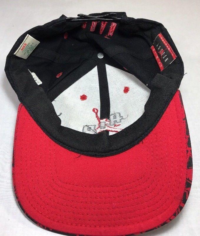 e7caea57fdbbf VTG Nike Hat Air Jordan Snapback Cap 90 s Flight OG Bulls Michael Men Bulls