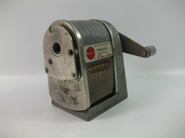 Apsco Premier Vintage Hand Crank Pencil Sharpener - $22.61