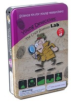 The Purple Cow The Crazy Scientist Lab Young Detectives (Young Detectives) - $31.73
