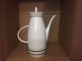 Vintage rare porcelain kettle Polonsky porcelain factory 87-90s. USSR - $49.99