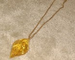 Gold chain w pendant  3  thumb155 crop