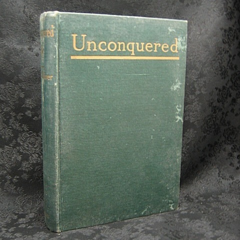 Unconquered by Maud Diver 1917 G. P. Putnam