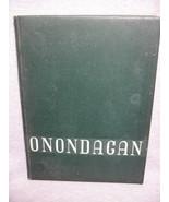 1945 Onondagan Syracuse University Yearbook - $24.95