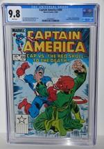 Marvel 1984 Captain America #300 Death of Red Skull CGC 9.8 Near Mint/Mint  - $474.99