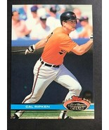 1991 Stadium Club Baltimore Orioles Baseball Card #430 Cal Ripken - $2.48