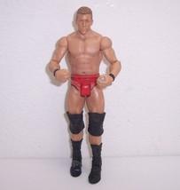 """Ted DiBiase"" 2010 Mattell Basic Series #6 : 7"" Action Figure WWE WWF[2744] - $9.49"