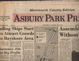 Asbury Park Press July 3, 1976 - $4.90